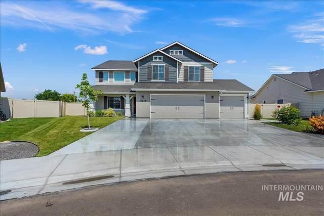 11354 W Quartet St, Nampa, ID 83651 (MLS #98812990) :: Scott Swan Real Estate Group