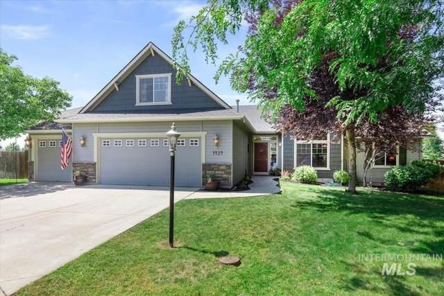 3429 S Upper Fork Way, Boise, ID 83709 (MLS #98812991) :: Epic Realty