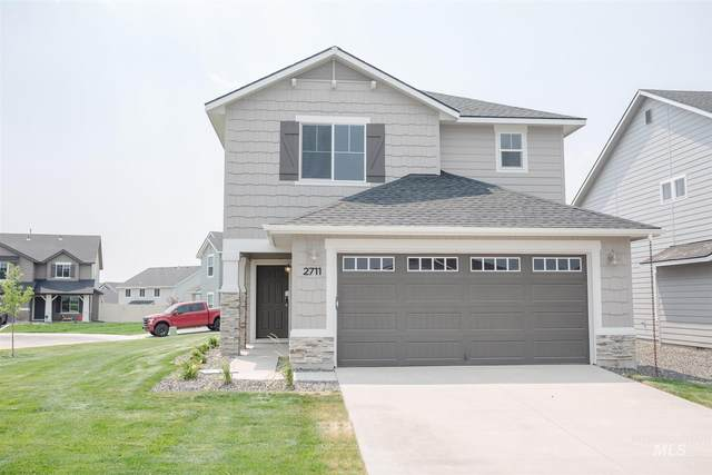 3526 W Remembrance Dr, Meridian, ID 83642 (MLS #98812999) :: Epic Realty