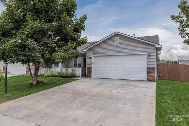 11745 W Blueberry, Nampa, ID 83687 (MLS #98813007) :: City of Trees Real Estate
