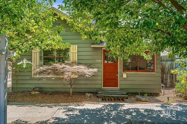 1661 W Dewey St., Boise, ID 83702 (MLS #98813009) :: Full Sail Real Estate