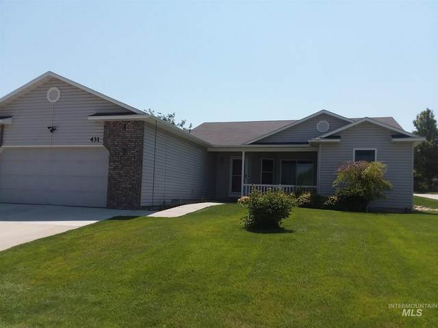431 W Wycliff, Nampa, ID 83686 (MLS #98813015) :: City of Trees Real Estate