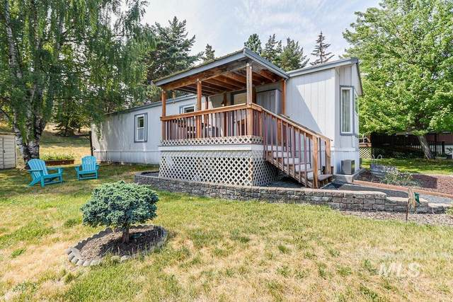 605 N Almon #15, Moscow, ID 83843 (MLS #98813017) :: Epic Realty