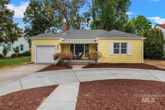 2421 W Kootenai, Boise, ID 83705 (MLS #98813028) :: First Service Group