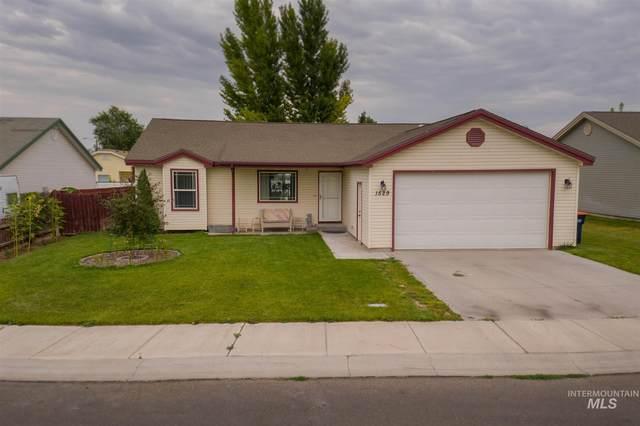 1529 Atlantic Street, Twin Falls, ID 83301 (MLS #98813032) :: Silvercreek Realty Group