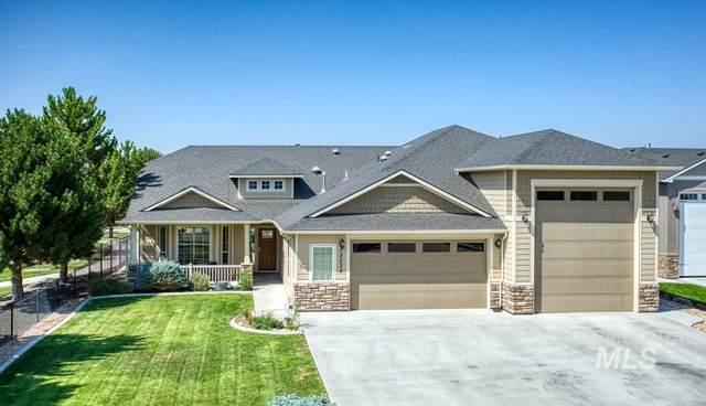 13334 S Stockbridge Way, Nampa, ID 83686 (MLS #98813036) :: City of Trees Real Estate