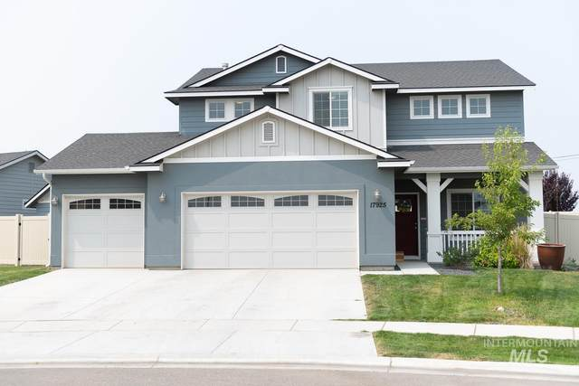 17925 N Onaway Ave, Nampa, ID 83687 (MLS #98813038) :: City of Trees Real Estate