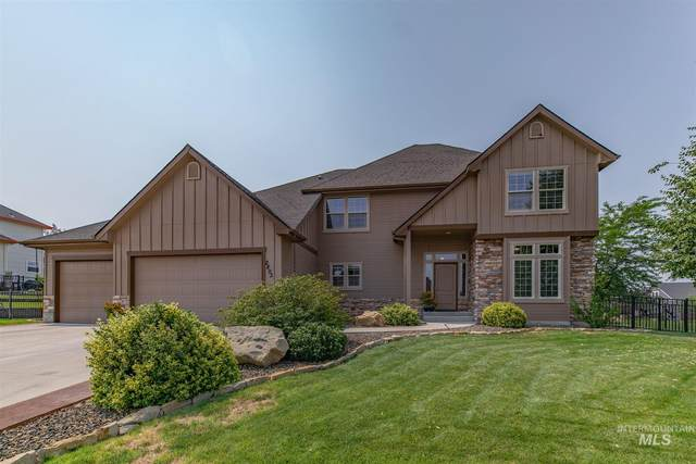 2803 Bayhill Court, Nampa, ID 83686 (MLS #98813044) :: City of Trees Real Estate