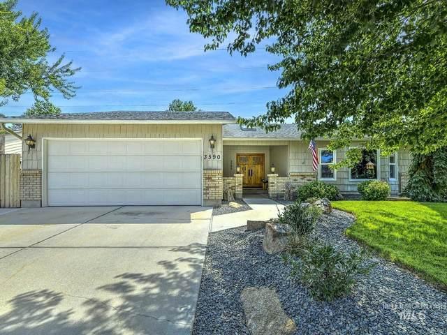 3590 S Norfolk Way, Boise, ID 83706 (MLS #98813045) :: Juniper Realty Group