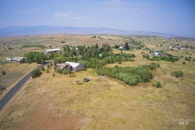 TBD - 6.9 Acres Mesa Road, Mesa, ID 83643 (MLS #98813050) :: Haith Real Estate Team