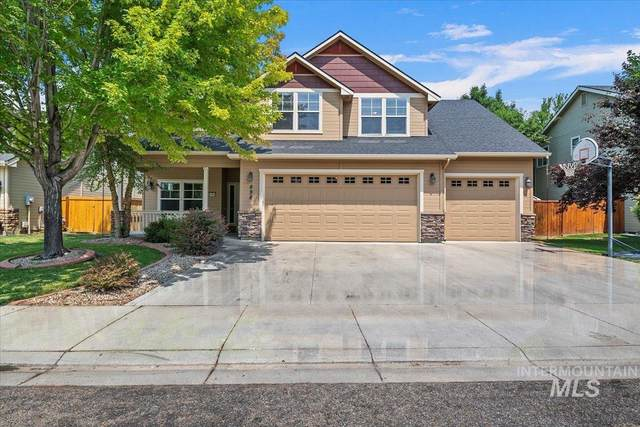 898 W Great Basin Dr, Meridian, ID 83646 (MLS #98813051) :: First Service Group