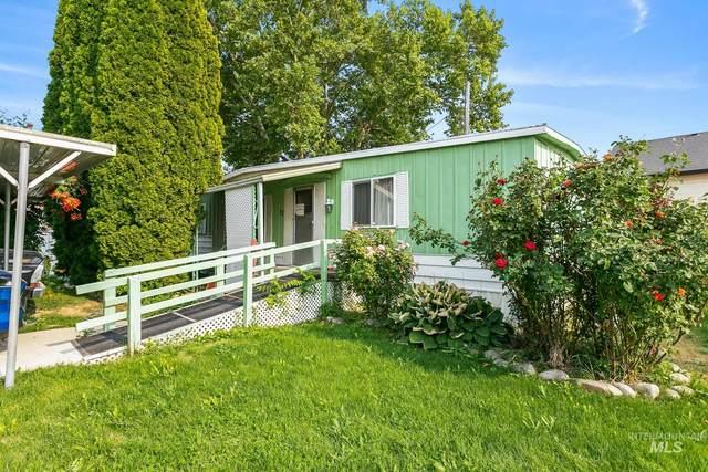 1401 N Midland Blvd Trlr 22, Nampa, ID 83651 (MLS #98813053) :: City of Trees Real Estate