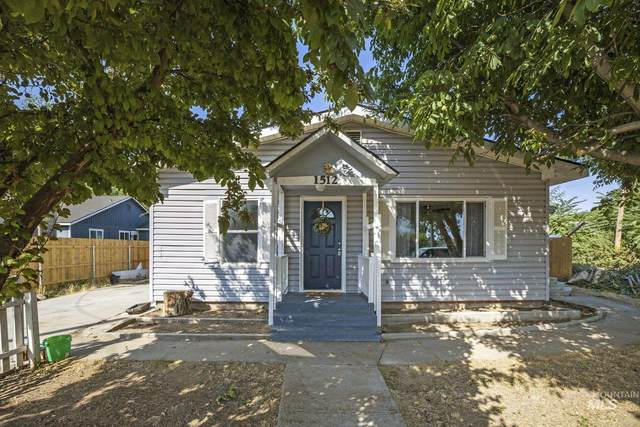 1512 4th St N, Nampa, ID 83687 (MLS #98813063) :: City of Trees Real Estate