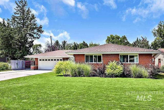 3503 W Windsor Dr, Boise, ID 83705 (MLS #98813067) :: City of Trees Real Estate