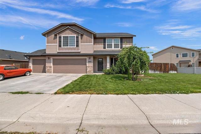8482 W Snohomish, Boise, ID 83709 (MLS #98813068) :: First Service Group