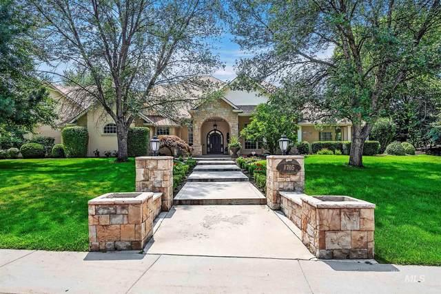 1705 W Spanish Bay, Eagle, ID 83616 (MLS #98813078) :: Jon Gosche Real Estate, LLC