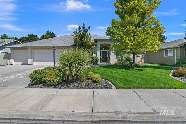 1672 N Kastle Falls Ave, Meridian, ID 83646 (MLS #98813084) :: Jon Gosche Real Estate, LLC