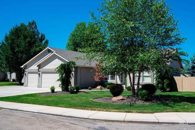 1508 Powder Ct., Eagle, ID 83616 (MLS #98813097) :: Haith Real Estate Team