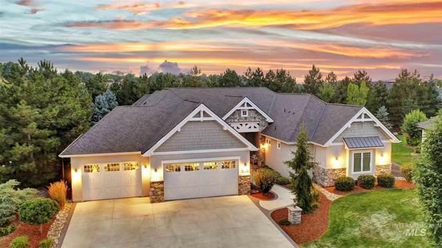 3085 S Creek Pointe Ln, Eagle, ID 83616 (MLS #98813102) :: Silvercreek Realty Group