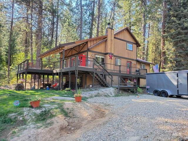 2 Snowflake, Garden Valley, ID 83622 (MLS #98813104) :: Silvercreek Realty Group