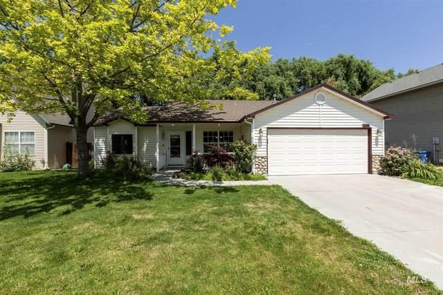 7228 Edgebrook, Nampa, ID 83687 (MLS #98813109) :: Jon Gosche Real Estate, LLC