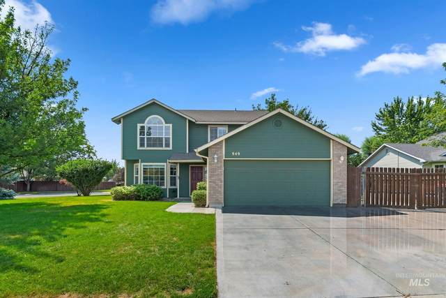 949 E Cougar, Meridian, ID 83646 (MLS #98813115) :: Trailhead Realty Group