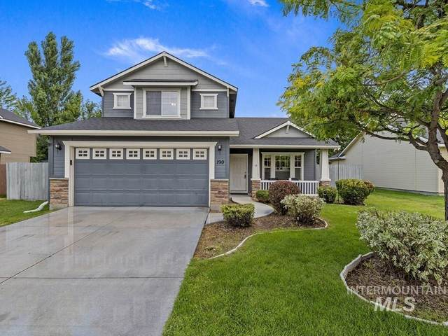 190 E Washakie St, Meridian, ID 83646 (MLS #98813119) :: Full Sail Real Estate