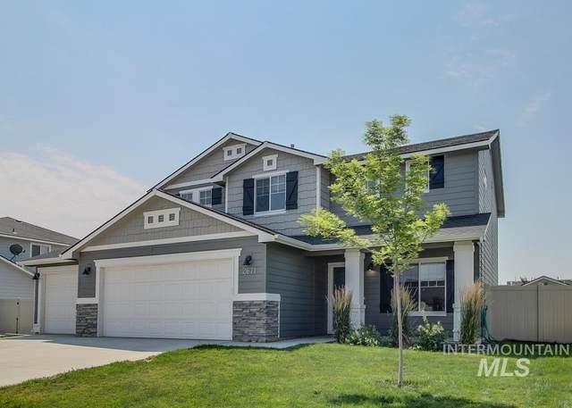 2671 W Rickon, Kuna, ID 83634 (MLS #98813122) :: Full Sail Real Estate