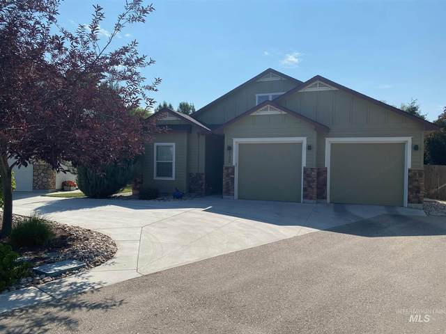 2126 S Myers Pl, Boise, ID 83706 (MLS #98813124) :: Jon Gosche Real Estate, LLC