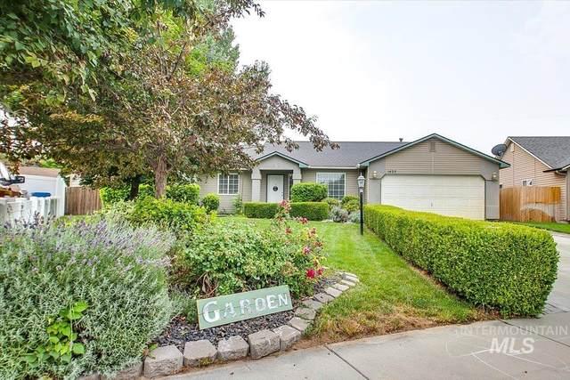 1425 E Desert View, Nampa, ID 83686 (MLS #98813128) :: Jon Gosche Real Estate, LLC