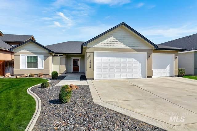 1718 W Glade Creek, Meridian, ID 83642 (MLS #98813138) :: Jon Gosche Real Estate, LLC