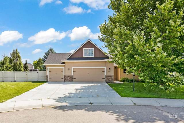 2196 W Steely Ct, Kuna, ID 83634 (MLS #98813140) :: Full Sail Real Estate