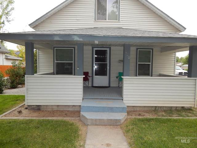 420 1st Ave E, Jerome, ID 83338 (MLS #98813144) :: Beasley Realty