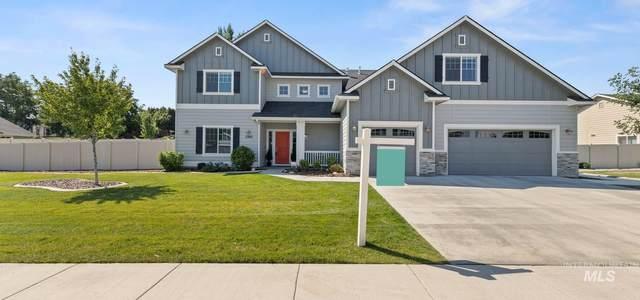 11861 W Hiawatha Dr., Boise, ID 83709 (MLS #98813148) :: Scott Swan Real Estate Group