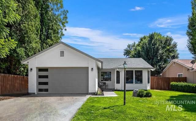 4983 W Bloom St., Boise, ID 83703 (MLS #98813151) :: Juniper Realty Group