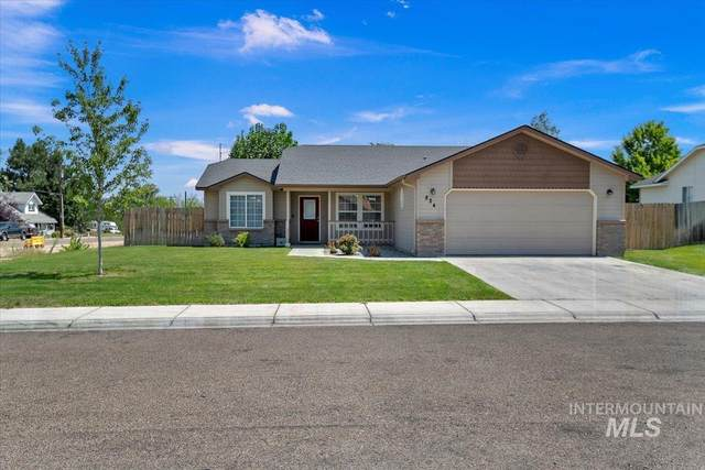 824 Shane Place, Caldwell, ID 83605 (MLS #98813155) :: Scott Swan Real Estate Group