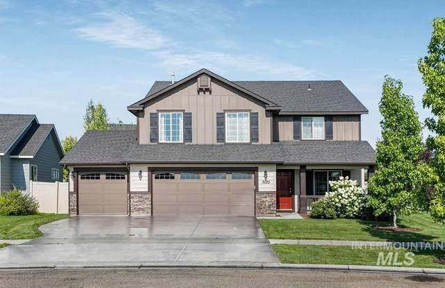 3025 S Oak Island Ave, Nampa, ID 83686 (MLS #98813199) :: Silvercreek Realty Group