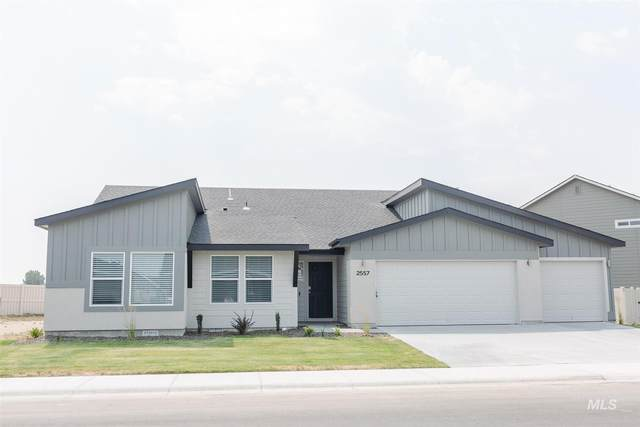 15670 Patriot Ave, Nampa, ID 83651 (MLS #98813203) :: New View Team