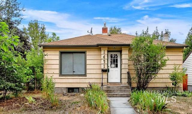 1431 Manitou, Boise, ID 83706 (MLS #98813207) :: New View Team