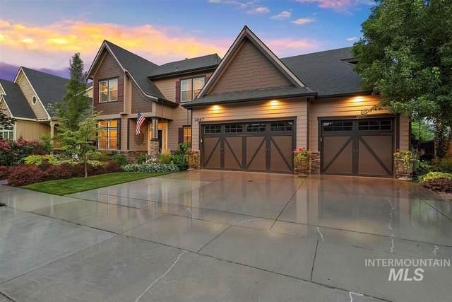 2667 W Ladle Rapids, Meridian, ID 83642 (MLS #98813212) :: Haith Real Estate Team