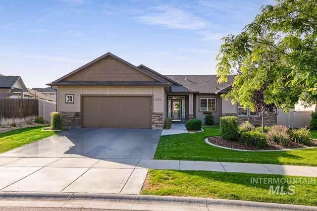 1321 W Belknap Dr, Nampa, ID 83686 (MLS #98813224) :: Jon Gosche Real Estate, LLC