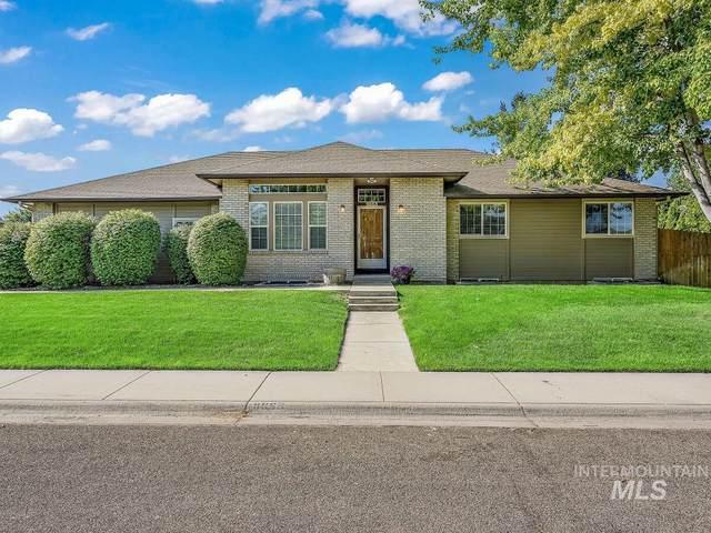 9863 W Linstock, Boise, ID 83704 (MLS #98813234) :: Michael Ryan Real Estate