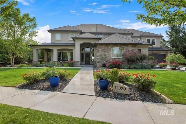 12320 N Upper Ridge Pl., Boise, ID 83714 (MLS #98813236) :: Idaho Life Real Estate