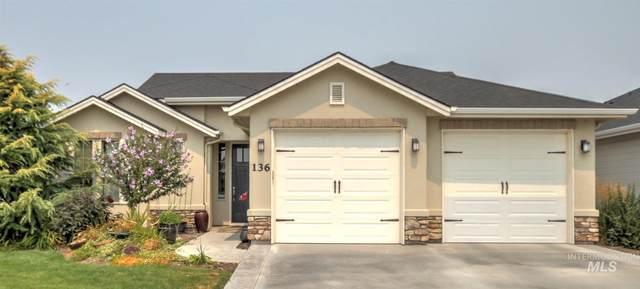 136 W Woodward St, Meridian, ID 83646 (MLS #98813245) :: Full Sail Real Estate