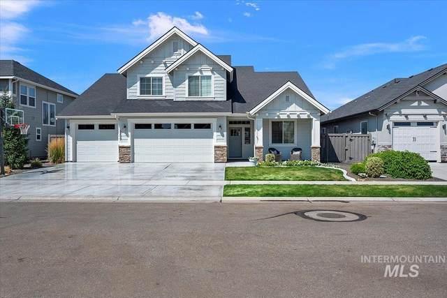 5299 S Tindaris Place, Meridian, ID 83642 (MLS #98813279) :: Jeremy Orton Real Estate Group