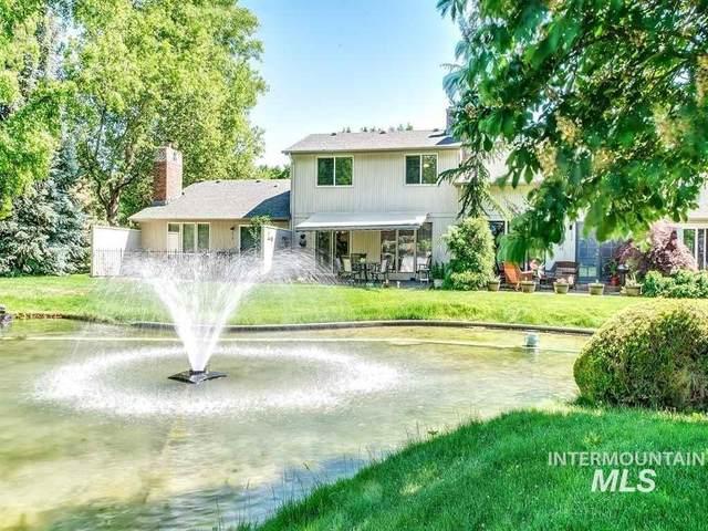 218 W Arrowrock Lane, Boise, ID 83706 (MLS #98813280) :: Jon Gosche Real Estate, LLC