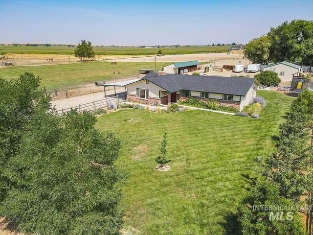 25198 Cemetery Rd, Middleton, ID 83644 (MLS #98813285) :: Jon Gosche Real Estate, LLC