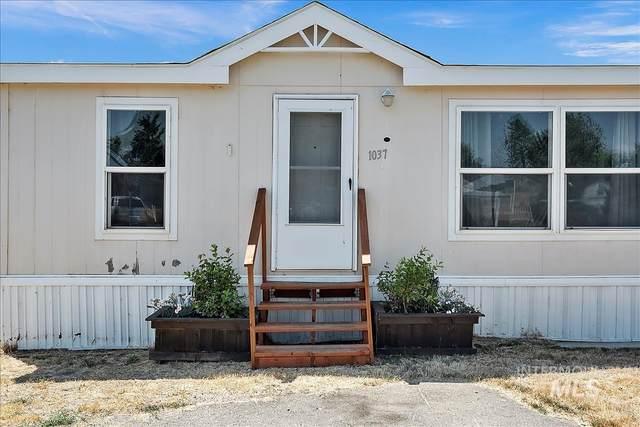 1037 N Elk Lane, Boise, ID 83704 (MLS #98813302) :: Haith Real Estate Team