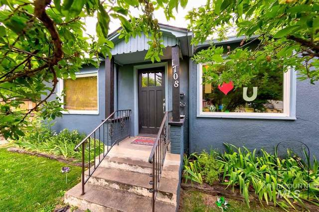 1708 -1706 N 31st, Boise, ID 83703 (MLS #98813308) :: Full Sail Real Estate