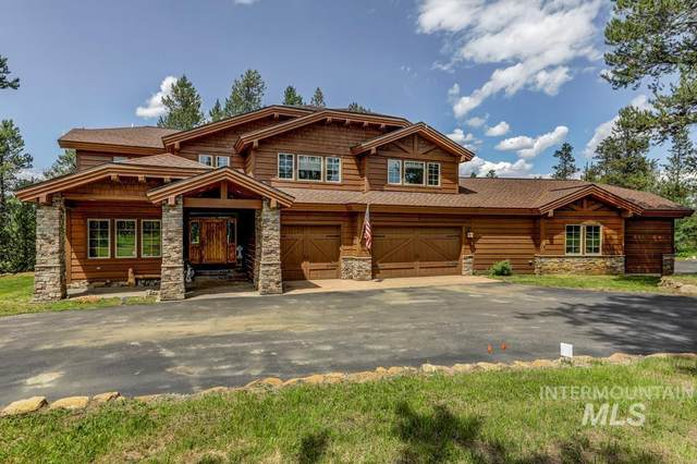301 Eagle Lane, Donnelly, ID 83615 (MLS #98813310) :: Beasley Realty
